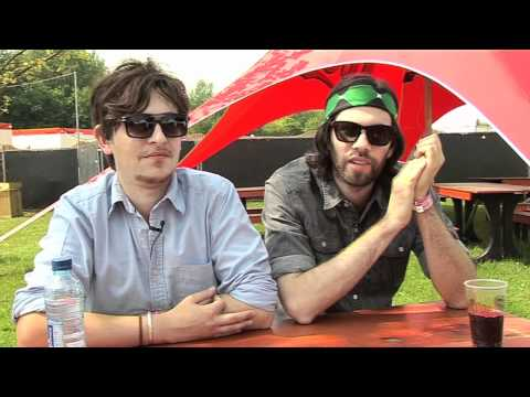 The Temper Trap interview - Lorenzo Sillitto and Toby Dundas (part 1)
