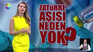 2020-09-02 - TEİS - ShowTV AnaHaber - Zatürre Aşısı Neden Yok - Ecz Ali Erdem