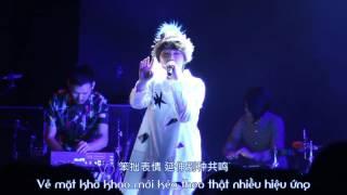 [Vietsub- Live] Bộ phim không lời -无声电影 ~ Waa Wei Ngụy Như Huyên- 魏如萱