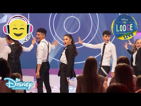 The Lodge: Live  Believe That   Disney Channel UK