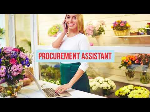 Procurement Assistant Dubai Job Openings