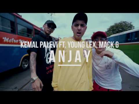 KEMAL PALEVI FT YOUNG LEX, MACK G - ANJAY (UNOFFICIAL LYRIC VIDEO)