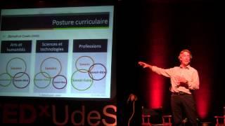 Innover en pédagogie universitaire: Denis Bédard at TEDxUdeS