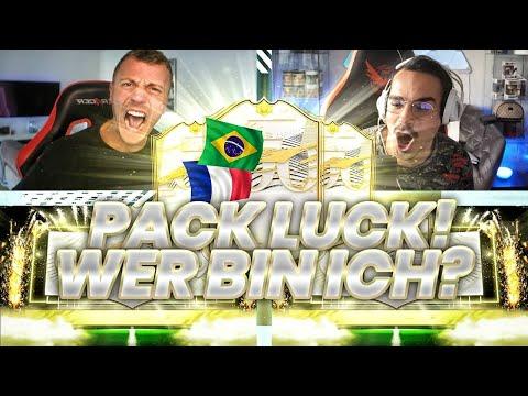 OMG! KRANKES PACK LUCK 😱🔥 FIFA 21 : Garantierte ICON MOMENTS Wer Bin Ich?!