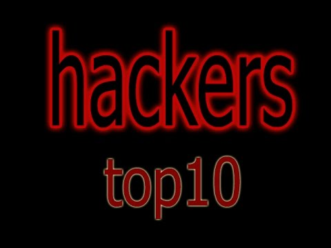 The 10 Most Notorious Hackers of All Time!