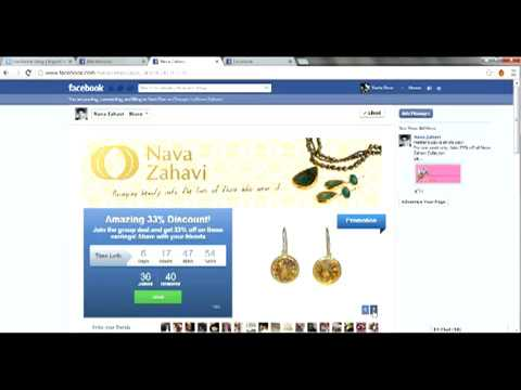 How to import an online store onto Facebook using StoreYa!