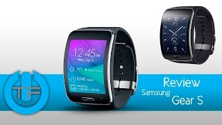 Samsung Gear S - review completo - Sprint