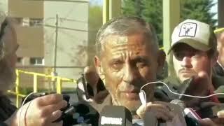 """El día que """"Pechi"""" Quiroga se emocionó al hablar de su gestión en Neuquén"""