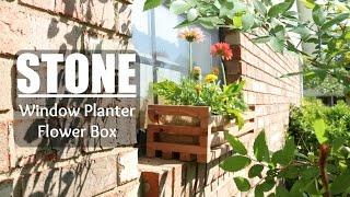 Window Planter Flower Box