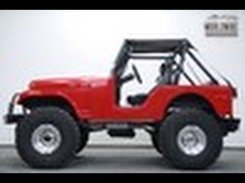 Jeep 1977 cj5
