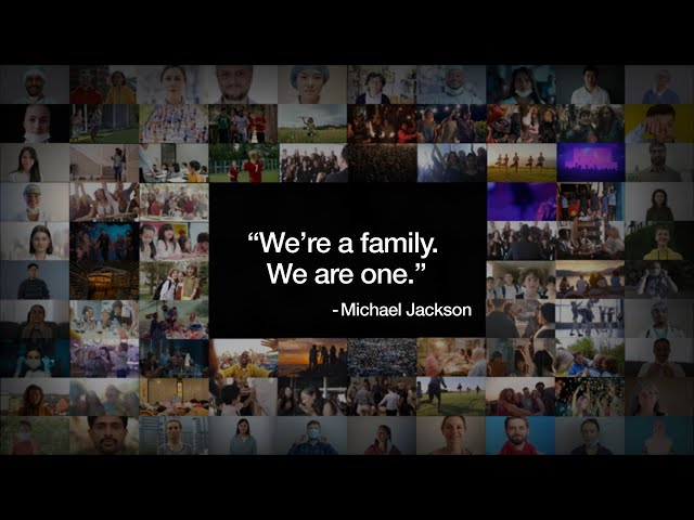 Michael Jackson - Heal the World (2020)