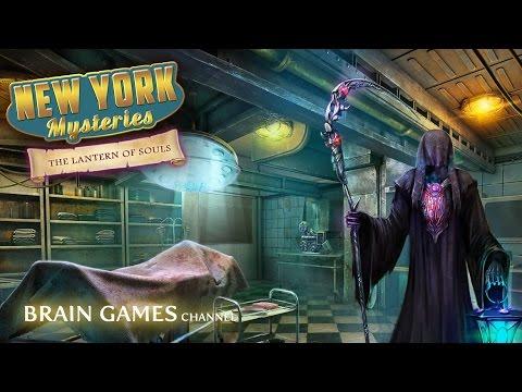 New York Mysteries 3: The Lantern of Souls Gameplay   HD 720p