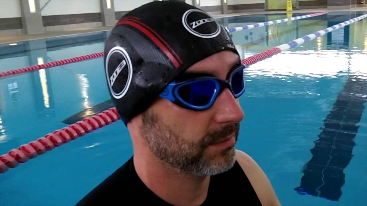 4fda8db1557 Zone3 Neoprene Strapless Swim Cap - YouTube