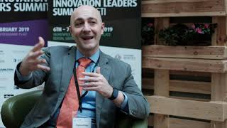 12th Annual Bioinnovation Leaders Summit 2019, Eugenio Filippi, Head of Manufacturing , Takeda