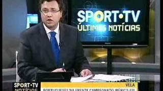 Ibérico 420 Tavira Sport TV1 09.03.2011