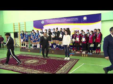 Школьная лига 2021: Волейбол финал, Нур-Султан