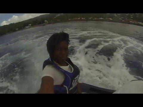 Bamby en Jet Pack chez Charly Jet Guadeloupe Gopro Hero3 Black