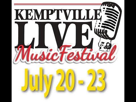 2017 Kemptville Live Music Festival PSA