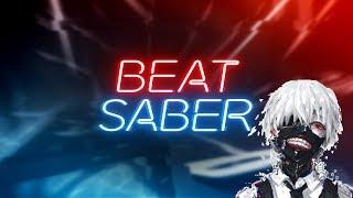 Beat Saber: Tokyo Ghoul Unravel [4k]