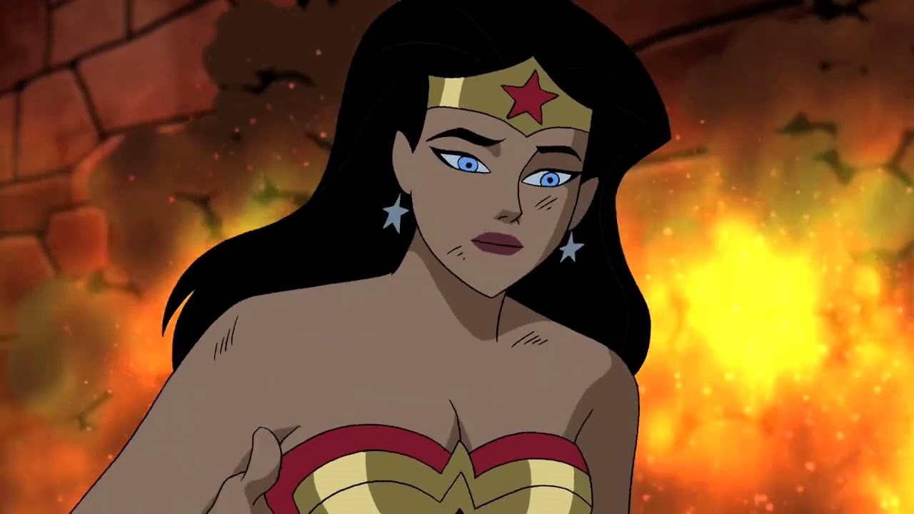 wonder Hawkgirl woman league justice