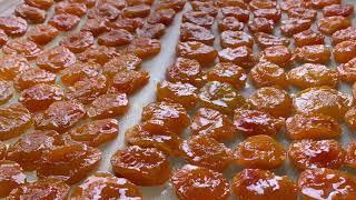 Сухофрукты из персиков | Dried peach  | Դեղձի չիր