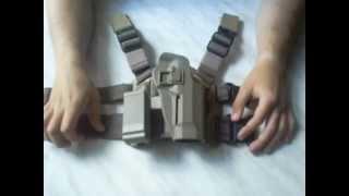 Kabura udowa, serpa Beretta M9