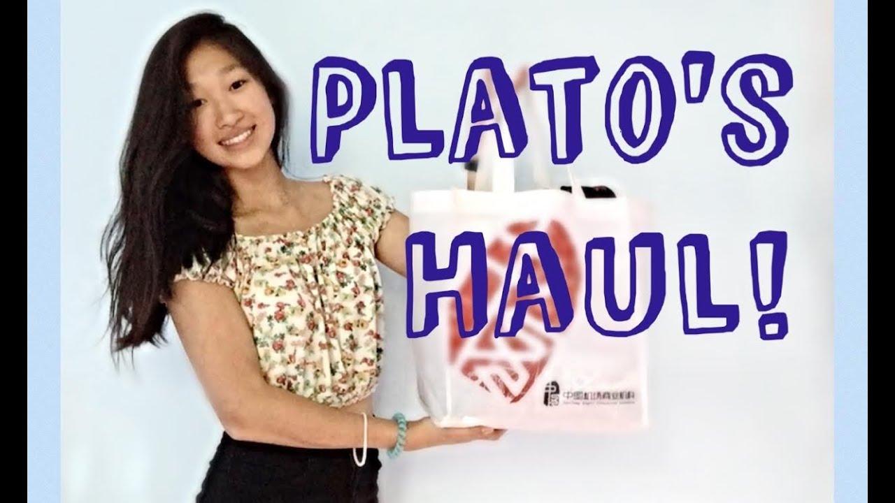 8ae3aa01770 90% off B.Y.O. Bag Sale at Plato s Closet! - YouTube
