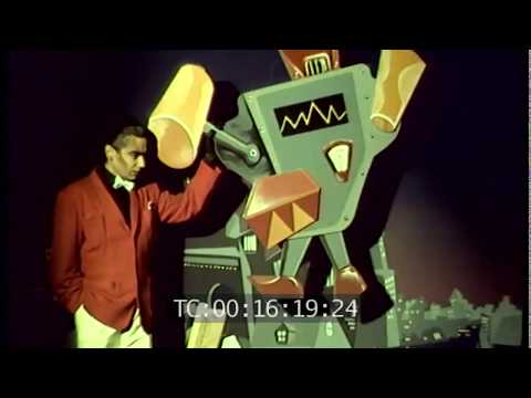 Jean-Michel Jarre - Shooting A Video Clip Zoolook Part2