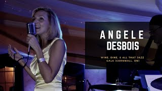 "Angele & the Swingin' Devils live in Cornwall, ON Cover: ""Long Trai..."