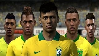 NEYMAR from FIFA 10 to FIFA 14 (PS3, Xbox ONE)