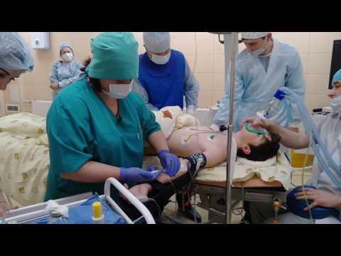 Часть 1 (Интрамедуллярный остеосинтез в Детской Республиканской Больнице)