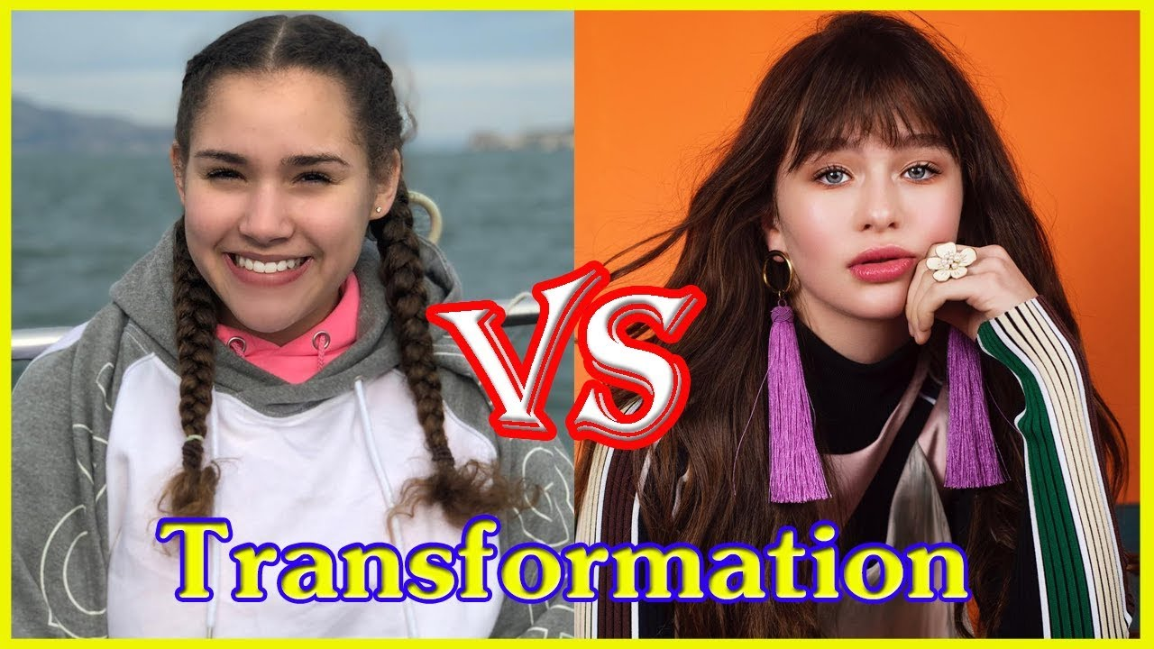 Download Malina Weissman vs Gracie Haschak transformation from 1 to 16 years old