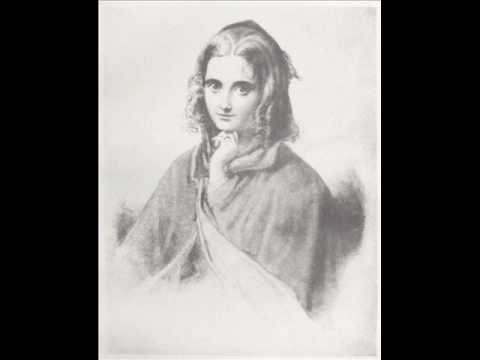 Fanny Mendelssohn Hensel - Lied: Larghetto from Song Without Words, Op. 8, No.3