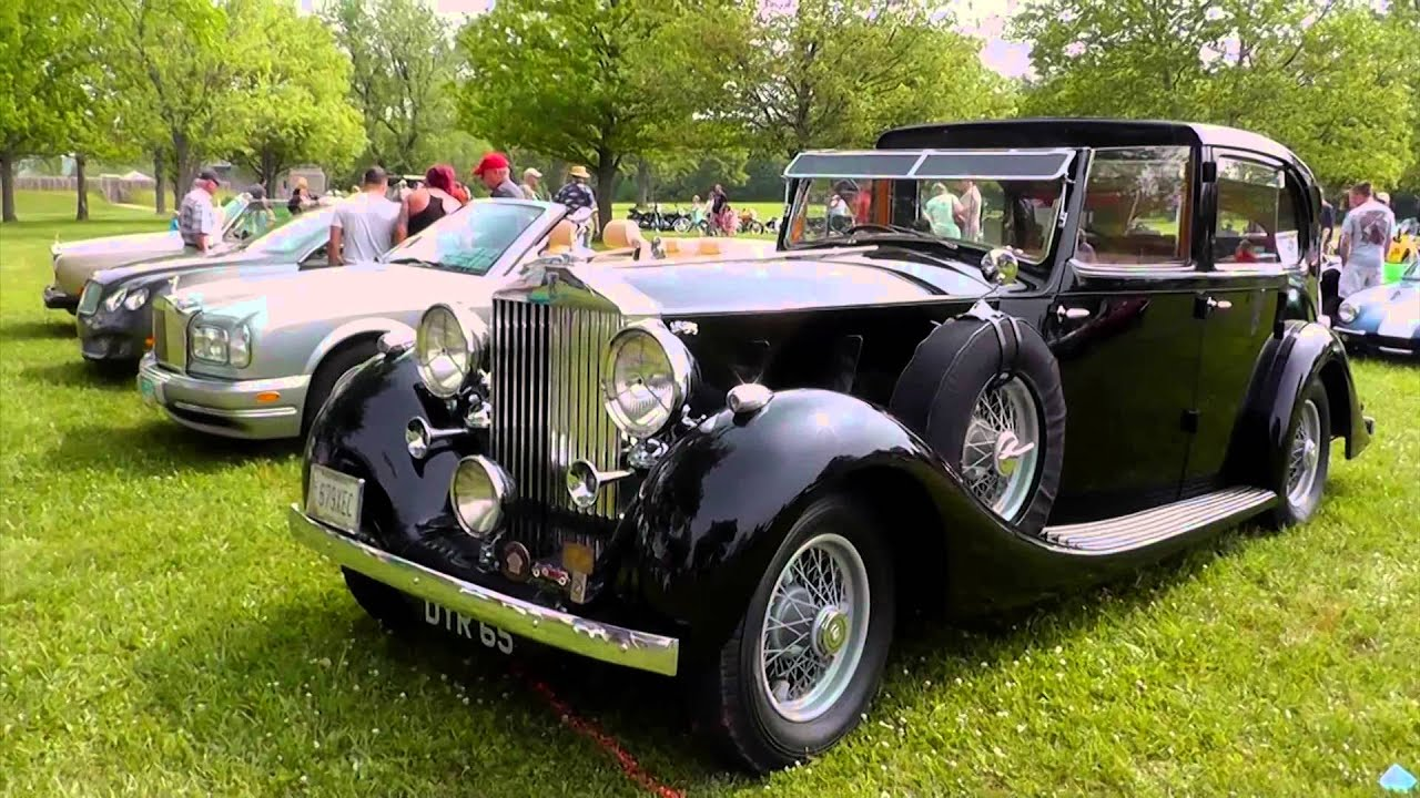 Classic British Cars` Lake Erie British Car Club 2015 ...