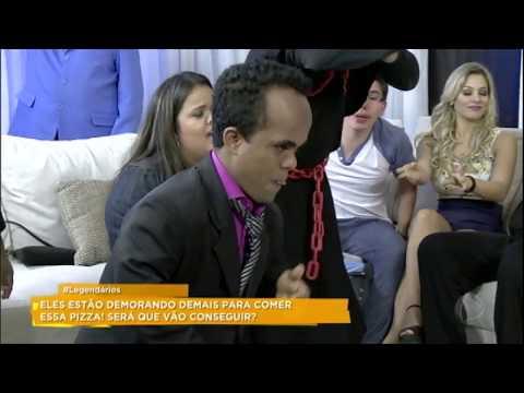 Geraldo Luís vence o desafio do Legendários Na Sua Casa e doa o prêmio