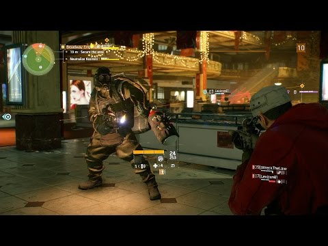 Tom Clancy's The Division: Quick Look