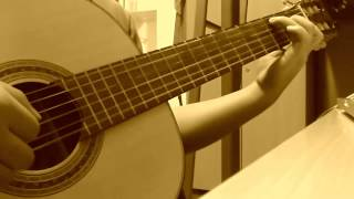Hoa Tuyết (Nghia Nguyen) guitar solo