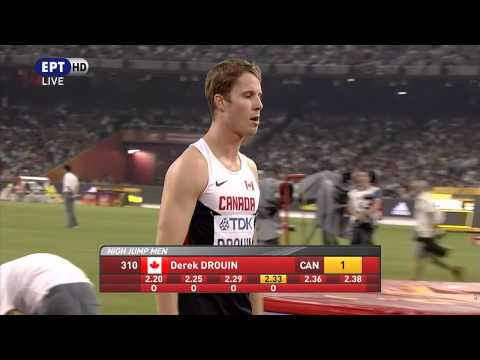 2015 Beijing – World Championship – High Jump – Men