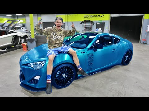 IT'S FINALLY DONE! (FRS REVEAL)
