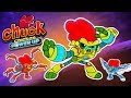 Chuck Chicken - Power Up - All episodes collection (1-6) - Cartoon show