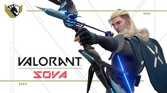 VALORANT WALKTHROUGH - SOVA | Team Liquid Character Tutorial