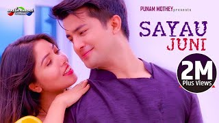 Sayau Juni || Ft. Pooja Sharma, Aakash Shrestha || Anju Panta, Pratap Das || New Nepali Song 2020