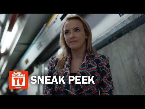 Killing Eve S03 E08 Season Finale Sneak Peek | Villanelle Plays Fashion Police | Rotten Tomatoes TV