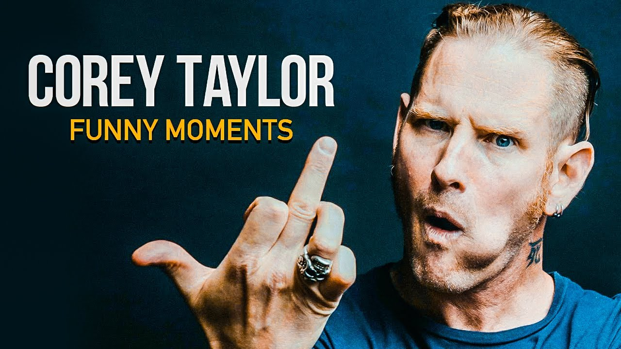 COREY TAYLOR — Best Funny Moments (Slipknot, Stone Sour)