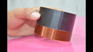 3inch Speaker Coil
