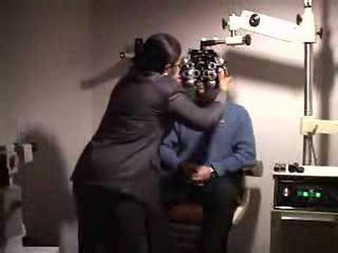 A Day in the Life - Optometrist
