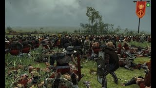Total War: Rome 2 - 640 мастеров меча vs 2320 гладиаторов