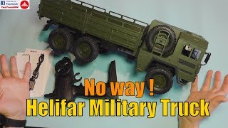 Helifar HB-NB2805 Military Truck - Not so Great