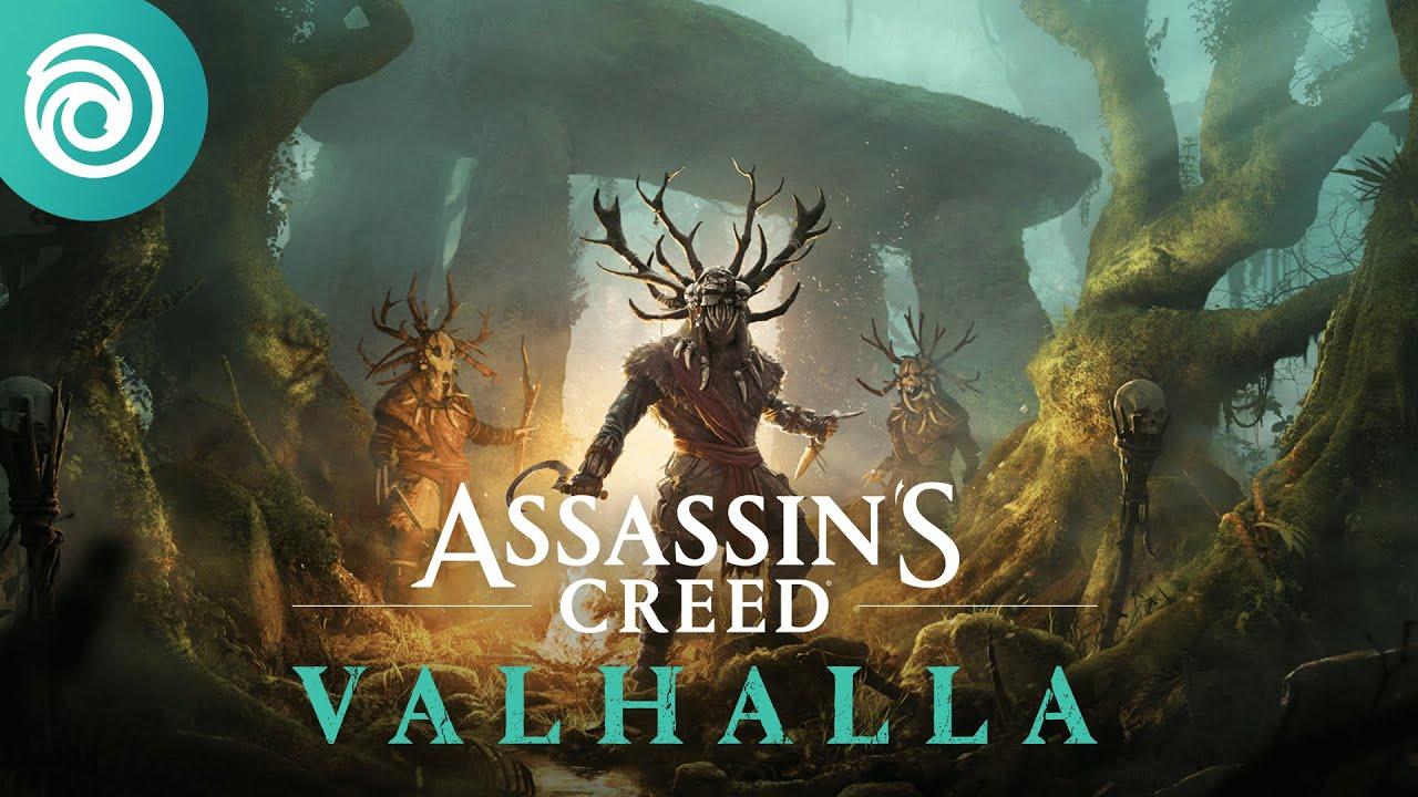 ASSASSIN'S CREED VALHALLA - EXPANSION 1: WRATH OF THE DRUIDS - OFFICIAL TRAILER