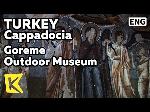 【K】Turkey Travel-Cappadocia[터키 여행-카파도키아]비둘기 골짜기, 괴레메 야외박물관/Goreme Outdoor Museum/Cave Church/Fresco